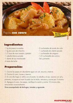 from Recetas Ecuatorianas Comida Latina, Carne, Make It Simple, Slow Cooker, Good Food, Sweets, Beef, Chicken, Cooking
