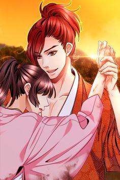 Shingen-Blossoms of Love/Blooms of Strife Story event Hot Anime Boy, Anime Love, Anime Guys, Star Crossed Myth, Takeda Shingen, Samurai Love Ballad Party, Party Characters, Anime Characters, Anime Girls