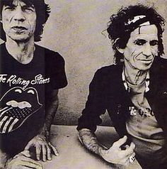 The Stones by Anton Corbijn