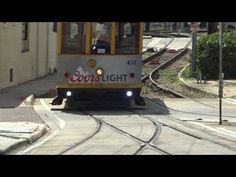 Taking A Ride On Tampa Bay HART TECO Line Gomaco Replica Birney Trolley ...