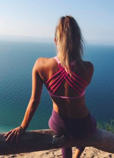 lululemon free to be wild #fitspo