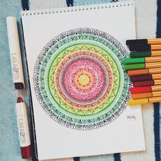 """@art.melody on Instagram: """"I love these colors """""""