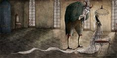 Gabriel Pacheco ~ Beauty and the Beast