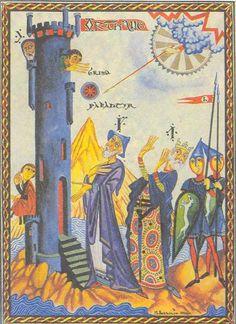 IMÁGENES: 'El Señor de los Anillos' al estilo de iconografía ortodoxa rusa - ENFILME.COM