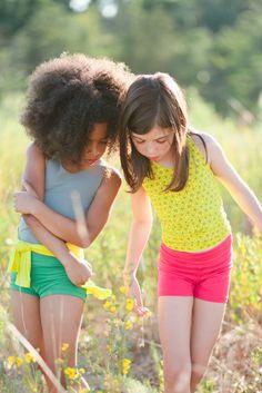 Fashionkins meets Healthykins // Little Yogis Child Fashion, Female Bodies, Spring Outfits, Bikinis, Swimwear, Pepper, Active Wear, Magazine, Children