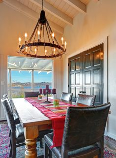 Dinging Room Lighting Tips. Let your dining room light reflect your personal style and wow your guests