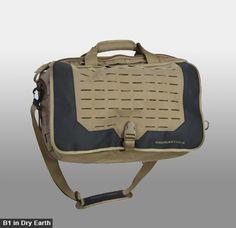 SODGEAR - Military equipment - Abbigliamento militare - EBERLESTOCK COMBAT OFFICE BRIEF B1 Dry Earth sod gear belt bdu desertica abbigliamento da lavoro in alta quota