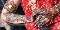 Beautiful Mehndi Design Wallpapers