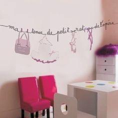 vinilos decorativos ballet niñas - Buscar con Google