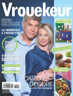 13 Januarie 2017 - David & Deirdre Van, Magazine, Digital, Cover, David, Products, Magazines, Vans, Gadget