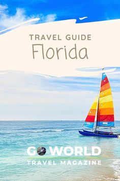 From the beaches of Anna Maria Island to Walt Disney World to the Florida Keys, Florida is home to many top beach destinations. Here's your guide to planning a trip of a lifetime. READ THE GUIDE. #florida #beach #travelflorida #islands Bucket List Destinations, Holiday Destinations, Travel Destinations, Florida Travel Guide, Travel Magazines, Backpacking Tips, We Are The World, Beach Tops, Destin Beach