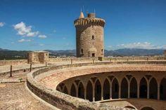 Bellver Castle | © Cristian Bortes/Flickr