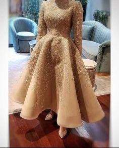 Muslim Prom Dress, Hijab Evening Dress, Hijab Dress Party, Long Tight Prom Dresses, Modest Wedding Dresses, Elegant Dresses, Girls Fashion Clothes, Fashion Dresses, Abaya Fashion