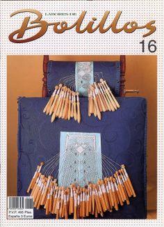 Labores bolillos 16 - fleursdebleuets - Álbumes web de Picasa