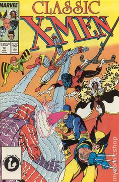 Classic X-Men #12 - Reprints Uncanny X-Men #104