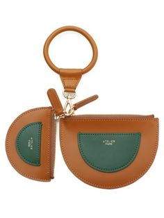 W concept Leather Accessories, Leather Jewelry, Fall Handbags, Small Leather Goods, Small Bags, Fashion Bags, Leather Wallet, Purses And Bags, Creations