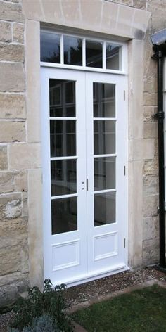 timber french doors - Google Search