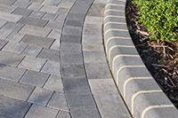 Image result for brett beta trio charcoal paving Driveway Paving, Driveway Design, Driveway Landscaping, Tarmac Driveways, Front Yard Walkway, Block Paving, House Front, Pathways, Sidewalk