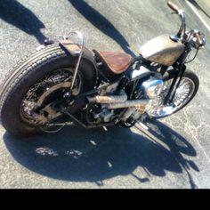 Bobber Inspiration   Bobbers & Custom Motorcycles   Shovelhead bobber