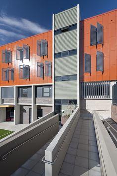 Robert Menzies College Student Accommodation,© Allen Jack+Cottier Architects