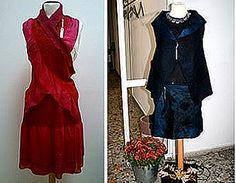 Frau Kaufmann - die Textildesignerin aus Mönchengladbach Designer, Places, Dresses, Fashion, Silk, Textiles, Woman, Vestidos, Moda