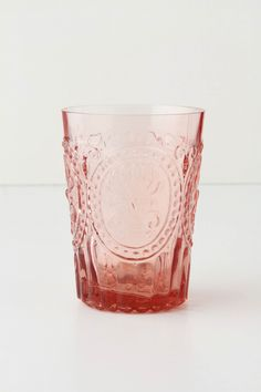 Anthropologie Glasses: Juice glasses