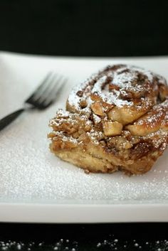 apple pecan sticky buns