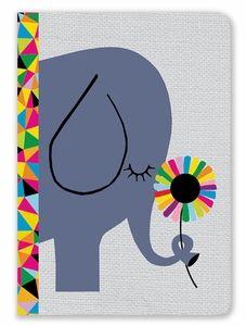 I love this elephant. #elephant, #stationery, #notebook