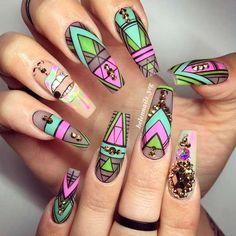 1804 Best Fabulous Nails Images On Pinterest In 2018 Fingernail