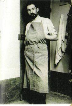 Constantin Brâncuși Self-portrait, circa. Constantin Brancusi, Modern Sculpture, Infinite, Gratitude, Statue, Film, Painting, Ideas, Architecture