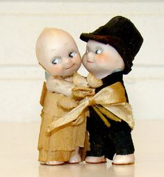 photo wedding cake toppers vintage bisque and groom kewpie dolls by 6499