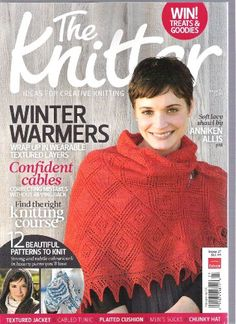 The Knitter Magazine (Winter Warmers, Issue 27) by Various,http://www.amazon.com/dp/B004P3LXKE/ref=cm_sw_r_pi_dp_Rjkysb0H8N0BM3FM