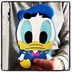 Donald Duck iPhone case  www.ohsohip.nl