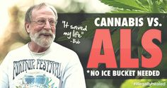 """Keeping ALS at Bay with Cannabis """"Amyotrophic lateral sclerosis (ALS) is one of the most degenerative motor neuron diseases in existence. Most people with ALS die within three to five years after symptom onset, and the disease often progresses very rapidly. Bob Strider wants others to know this prognosis is not written in stone, and cannabis can be a truly effective option for many ALS patients."""""""