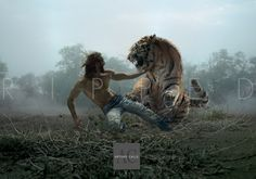 PRINT - Wild Process - Arturo Calle Jeans on Behance