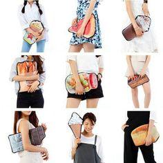 030d648e80e0 Fun Popular Cheap Fashion Unique Purses And Handbags Fashion Girls Funny  Clutch Creative Shape Baked Bread