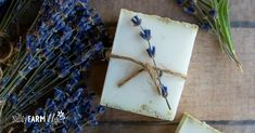 How to Make Herbal Soap Without Handling Lye {+ triple aloe melt & pour recipe}