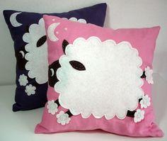 Almofada de ovelha.