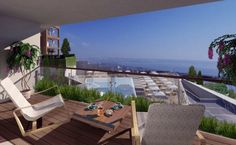Seaview Istanbul Apartments For Sale with Affordable Prices $ 150,000