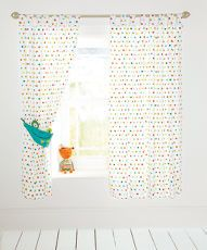 Pippop - Tab Top Nursery Window Panels at Mamas & Papas #mamasandpapas #dreamnursery