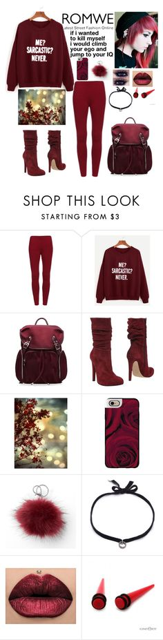 """""""Untitled #24"""" by queen-elizabeth-16 ❤ liked on Polyvore featuring M Z Wallace, Jolie By Edward Spiers, Casetify, Mudd and DANNIJO"""