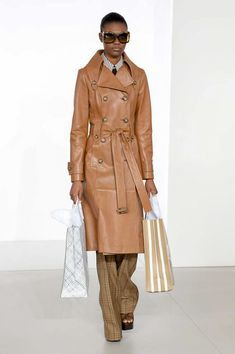 5cea6fdbdbc Michael Kors Collection Ready-to-wear Fall/Winter 2018-2019 29 Fashion