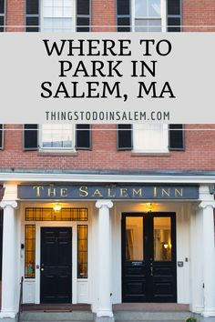 Things to do in Salem, MA. Your guide to the witch city, Haunted Happenings and Salem, MA events. Visit Historic Salem, MA in beautiful New England. Salem Ma Hotels, Best Vacations, Vacation Trips, Hawthorne Hotel, Haunted Happenings, Salem Mass, Stuff To Do, Things To Do, Historic New England