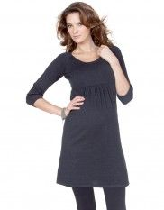 Knitted Round Neck Tunic