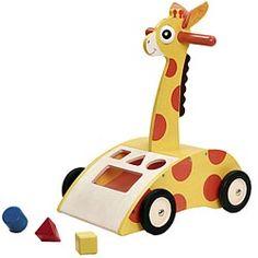 We love Giraffes - Giraffe Walker