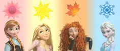 The Four Seasons! by Alice--n--wonderland.deviantart.com on @deviantART