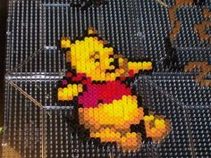 winnie the pooh perler bead patterns - Google Search