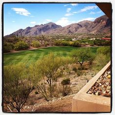 Relax during or after your round of golf at the 19th Hole | The Westin La Paloma Resort & Spa