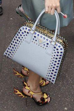 Prada on Pinterest | Prada Bag, Prada Handbags and Prada Sunglasses