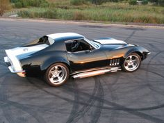 1969 Stingray Corvette